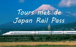 Tours met de Japan Rail Pass